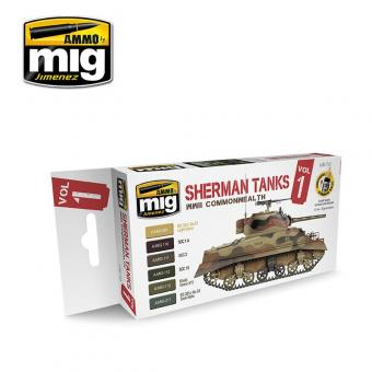Sherman Tanks 1