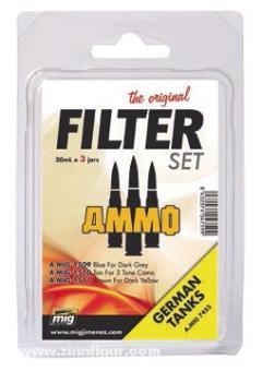 Filter Set für Deutsche Panzer