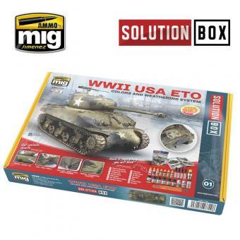 Alterungs-Box 1: Amerikanische Truppen (ETO)