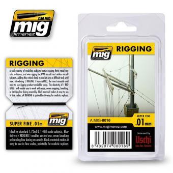 Rigging - Superfine 0,01mm