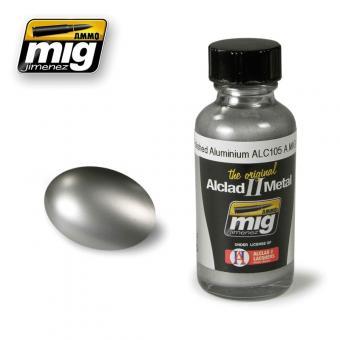 ALCLAD II Polished Aluminium ALC105