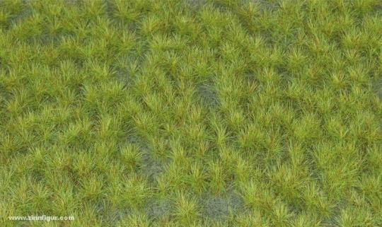 Geländematte Gras/Weideland - Hellgrün