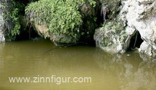 Wassereffekte - Stilles Gewässer