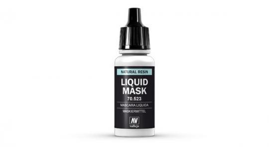 Liquid mask