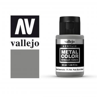 Pale Burnt Metal - Metal Color