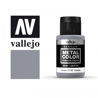 Chrome - Metal Color