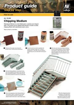 Product Guide: Chipping Medium