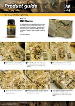 Product Guide: Oil Stains