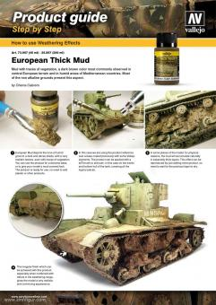 Product Guide: European Thick Mud