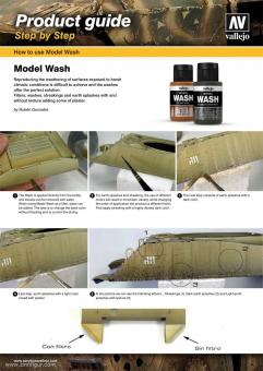 Product Guide: Model Wash