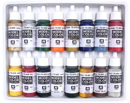 Grundfarben-Set 1 (Basisfarben)