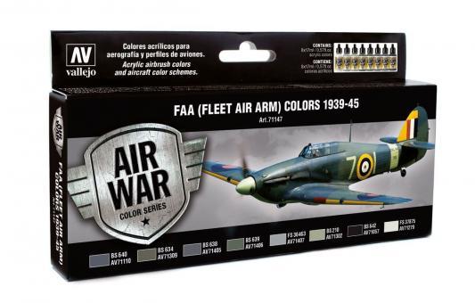 FAA Fleet Air Arm 1939-45 Farbset