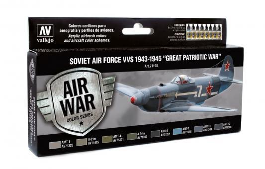 Sowjetische Luftwaffe 1943-1945