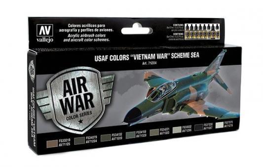 "USAF Colors ""Vietnam War"" Scheme SEA (South East Asia)"