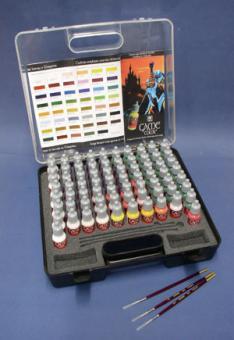 Komplettes Farbset: Game Color Set mit 72 Farben