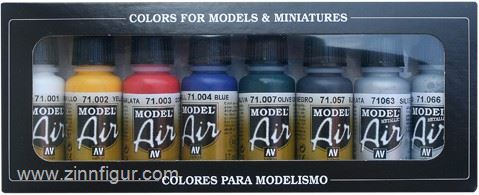 Model Air - Basic Colors