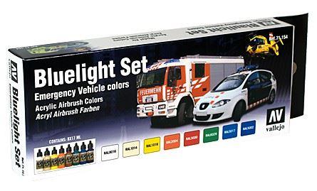 Model Air Bluelight Set