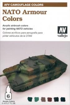 NATO Armour Colors Set