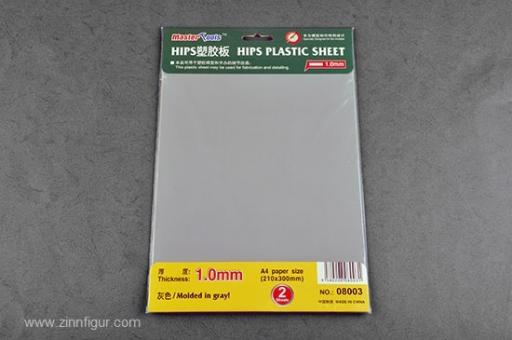 Kunststoffplatte 1,0 mm