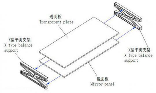 Mirror Display Base