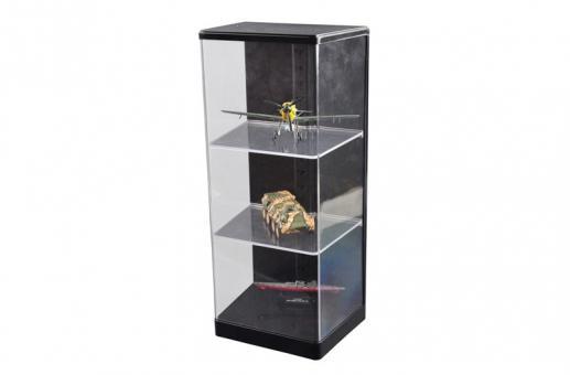 Display Case - 3-Storey - 165 x 120 x 360 mm