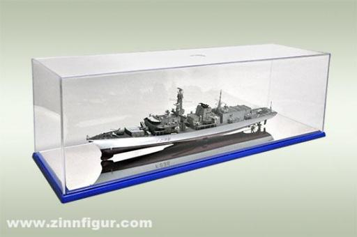 Display Case with Mirror Base 501x149x146mm