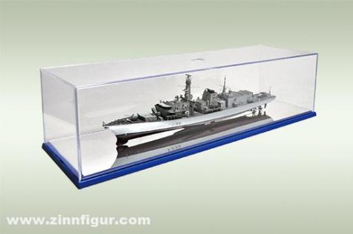 Display Case with Mirror Base 359x89x89mm