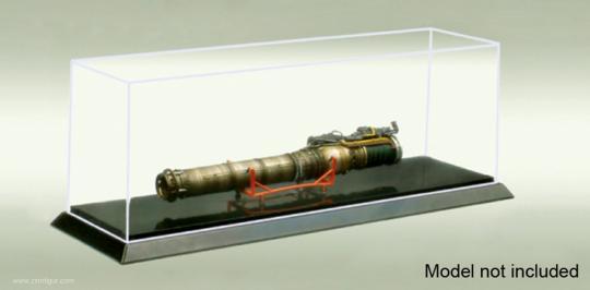 Display Case 257x66x60mm