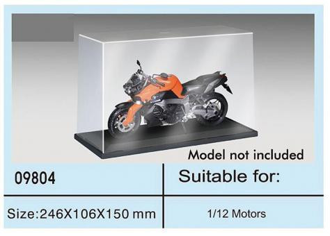 Display Case 246 x 106 x 150 mm