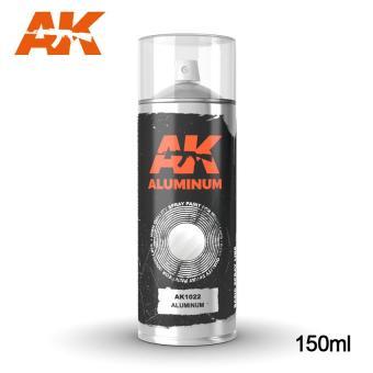 Grundierungsspray: Aluminium