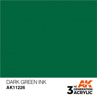 Dark Green INK