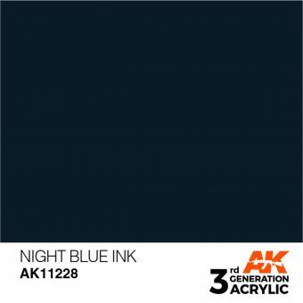 Night Blue INK