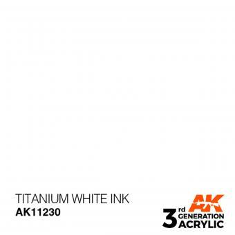 Titanium White INK