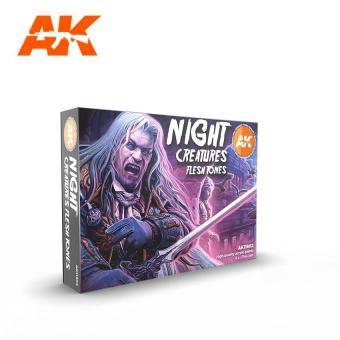 NIGHT CREATURES FLESH TONE