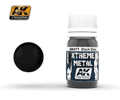 Xtreme Metal - Black Base