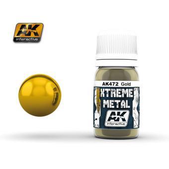 Xtreme Metal - Gold
