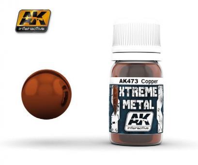 Xtreme Metal - Kupfer