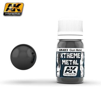 Xtreme Metal - Gun Metal