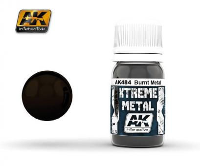 Xtreme Metal - Verbranntes Metall