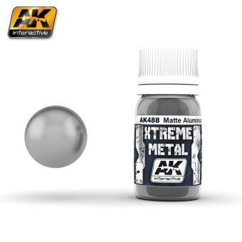 Xtreme Metal - Matte Aluminium