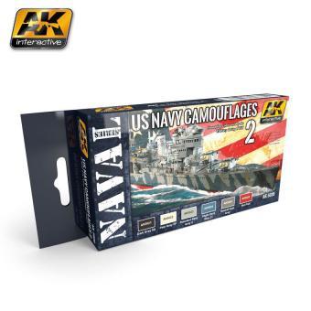 US Navy Tarnfarben Teil 2