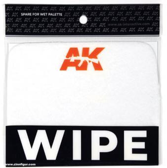 AK: Tuch für Nasspalette