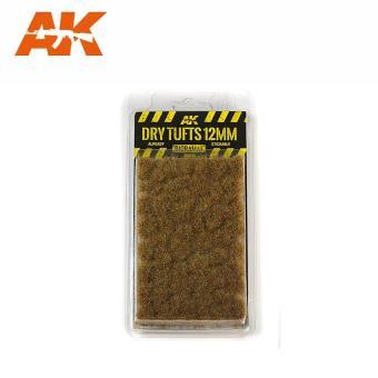Trockene Grasbüschel 12mm