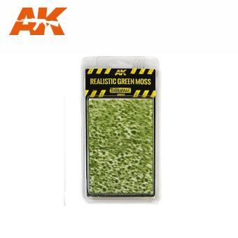 Grünes Moos