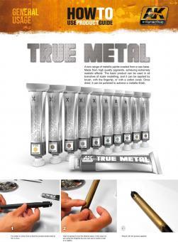 True Metal von AK-Interactive - Anwendung - kostenloser Download