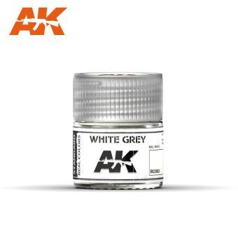 White Grey RAL 9002