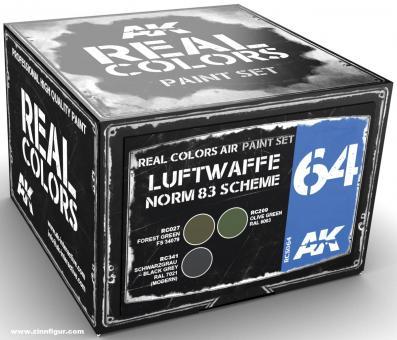 Luftwaffe Norm 83 Farbset