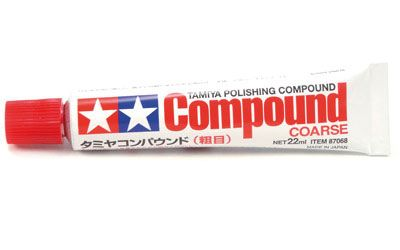 Polishing Compound Coarse