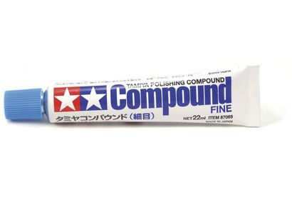 Polishing Compound Fine