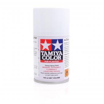 Weiß matt (Acrylspray)